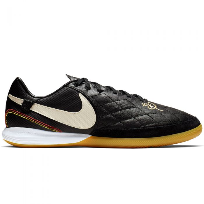 Incontable Cabina hierro  Nike Lunar Tiempo Legend X 7 Pro 10R IC - Black/Brown | soccerloco