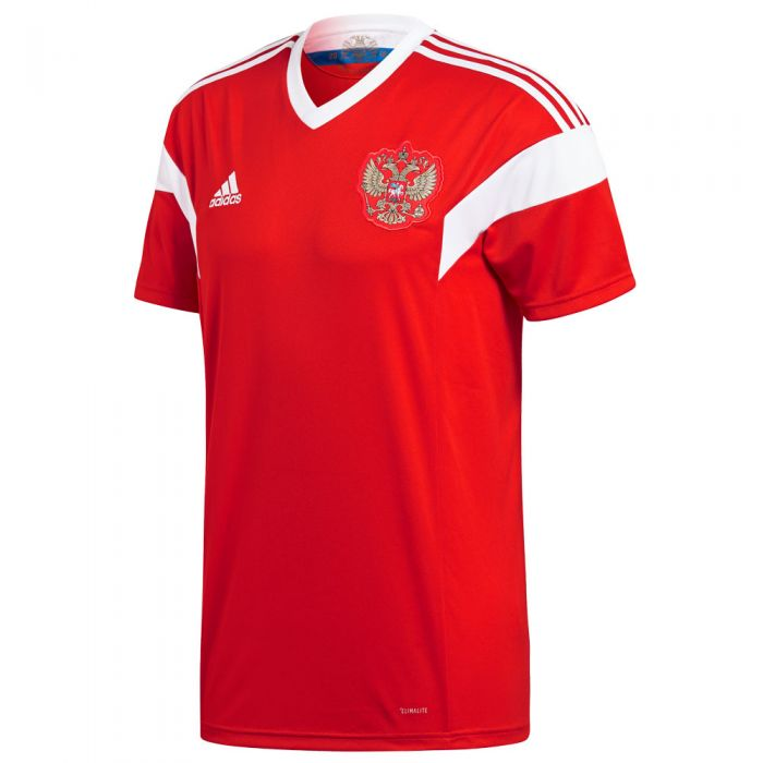 adidas Russia Home Jersey 2018 - Red/White