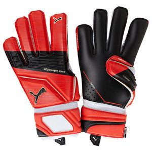 Puma evoPOWER Super 3 Goalkeeper Gloves - Red/Black
