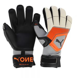Puma One Protect 1 Glove - Puma Black/Silver/White