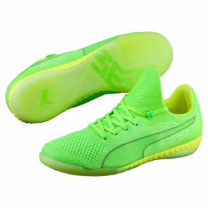 Puma 365 evoKNIT IGNITE CT - Green Gecko/Puma White/Safety Yellow