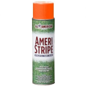 Ameri-Stripe Athletic Field Marking Paint - Flourescent Orange