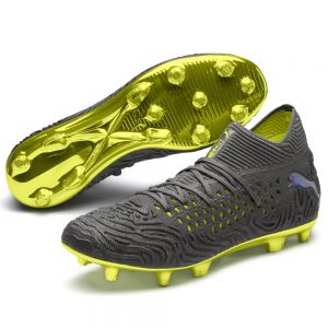 Puma Future 19.1 Limited Edition FG/AG - Puma Aged Silver/Charcoal