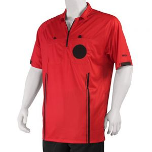 Kwik Goal Official Referee Jersey - Red