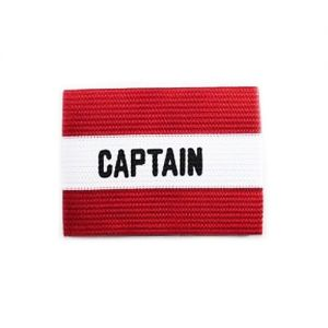 Kwik Goal Youth Captain Armband - Red