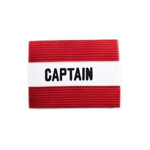 Kwik Goal Captain Armband - Red