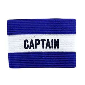 Kwik Goal Youth Captain's Armband - Blue