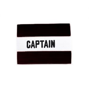 Kwik Goal Youth Captain Armband - Black