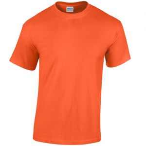 Gildan Adult Ultra Cotton T-Shirt - Orange