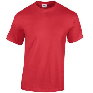 Gildan Youth Ultra Cotton T-Shirt - Red