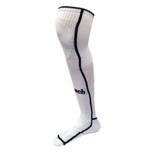 Reusch Over-The-Knee Goalkeeper Socks - White/Black