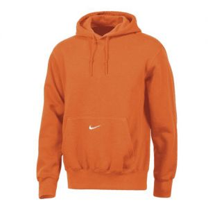 Nike Men's Nike Core Hoody - Orange