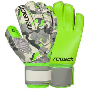 Reusch RE:LOAD Prime S1 Glove - Camou/Green Gecko