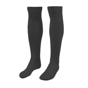 Tourney Sock - Black/White