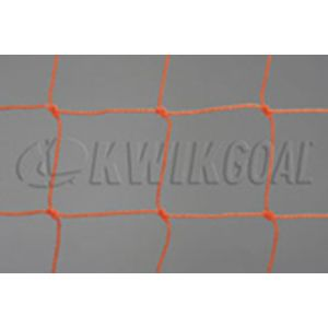 Kwik Goal Soccer Net 7H x 21W x 3D x 8B 3MM - Orange