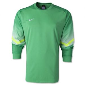 Nike Long Sleeve Youth Goleiro Jersey - Hyper Verde