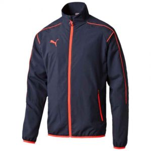 Puma IT evoTRG Jacket - Total Eclipse/Lava Blast