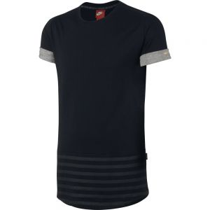 Nike FC Sideline Tee - Black/Dark Grey heather