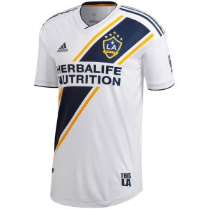 adidas LA Galaxy Authentic Home Jersey 2019