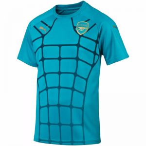 Puma Arsenal Stadium Tee EPL - Capri Breeze
