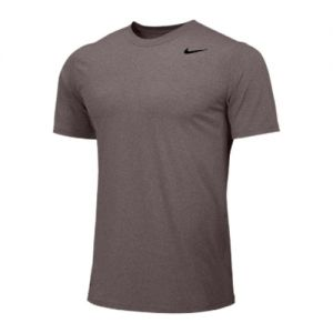 Nike Youth Legend Short Sleeve Poly Top - Grey