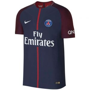 Nike Paris Saint-Germain Home Match Jersey 17/18 - Field Blue/Midnight Navy