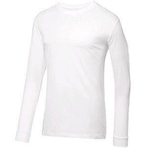 Puma City Long Sleeve Tee - White