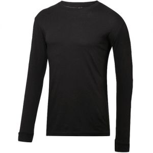 Puma City Long Sleeve Tee - Black