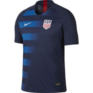 Nike USA Away Match Jersey 2018 - Midnight Navy/Blue Nebula