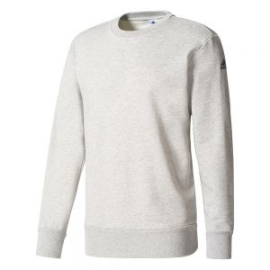 adidas Tango Crew Sweatshirt - Grey Heather