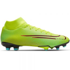 Nike Mercurial Superfly 7 Academy MDS#002 FG/MG - Lemon Venom/Black/Aurora Green