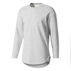 adidas Tango Crew Sweater Jersey - Medium Grey/Heather
