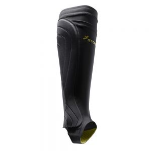 Storelli BodyShield Leg Guards - Black