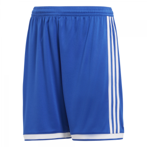 Adidas Youth Regista 18 Short - Bold Blue/white