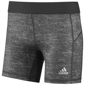 adidas Women's Techfit 5-Inch Short - Grey