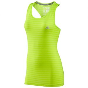adidas Women's Ultimate Sleeveless Tee - Slime