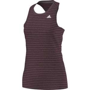adidas Women's Ultimate Sleeveless Tee - Black