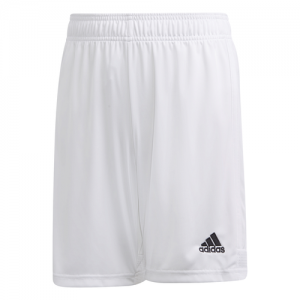 Adidas Youth Tiro 19 Shorts - White