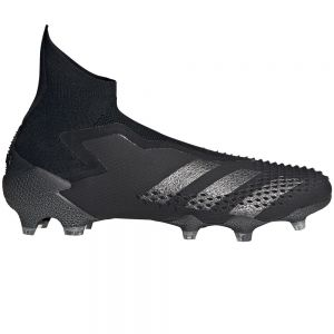 adidas Predator 20+ FG - Core Black/Solid Grey