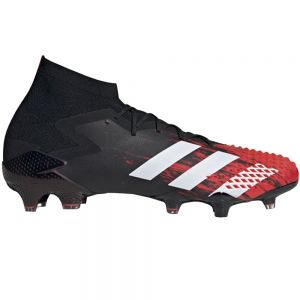 adidas Predator 20.1 FG - Core Black/White