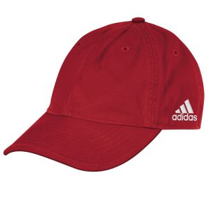 adidas Slouch Adjustable Hat - Red