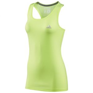 adidas Women's Ultimate Sleeveless Tee - Glow