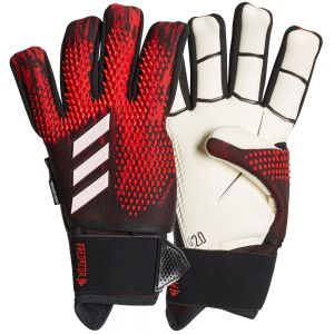 adidas Predator Pro Ultimate GK Glove - Black/Active Red