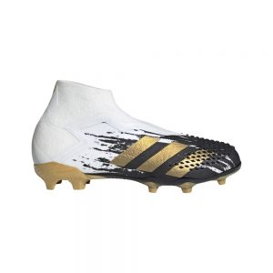 adidas Jr Predator Mutator 20+ FG - White/Gold Metallic