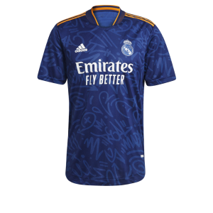 Real Madrid Authentic Away Jersey 21/22