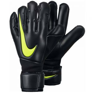 Nike Vapor Grip 3 Goalkeeper Glove - Black/Volt