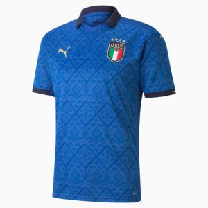 Italy Home Jersey 2021