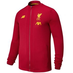 New Balance Liverpool Game Jacket 19/20 - Red Pepper