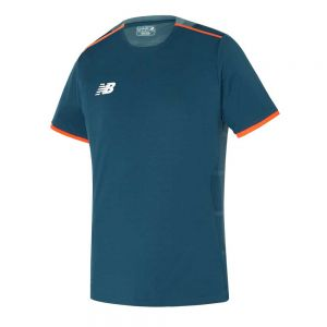 New Balance Tech Training Dry X Short-Sleeved Jersey - Toronado