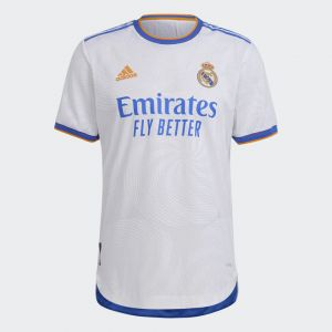 Real Madrid Authentic Home Jersey 21/22